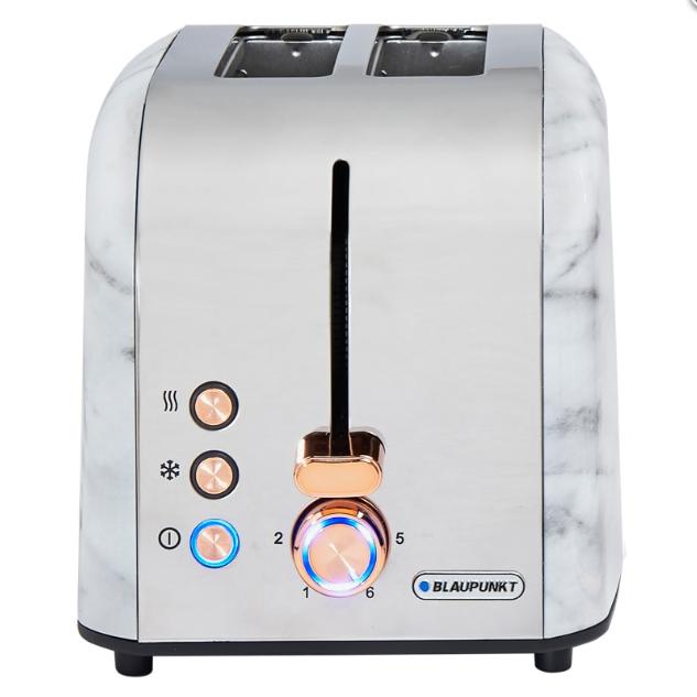 Blaupunkt Marble Effect 2 Slice Toaster