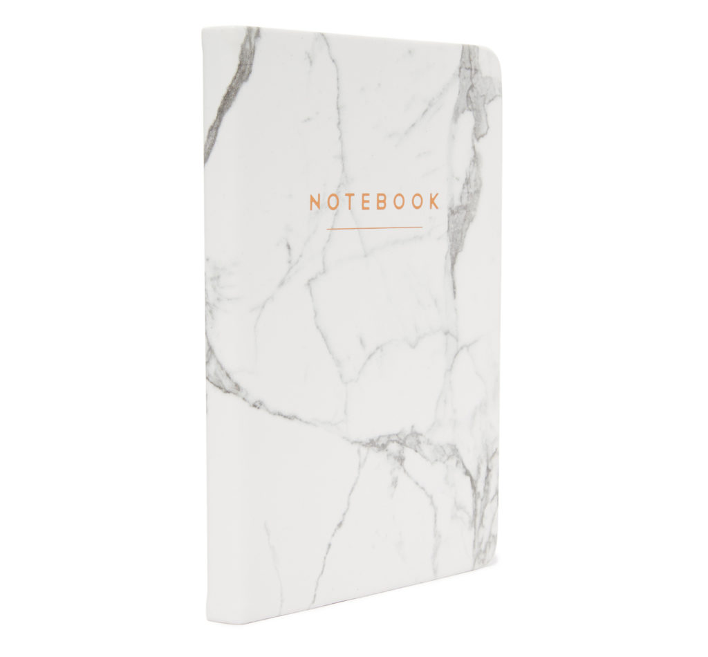 Marbled notebook by Eccolo