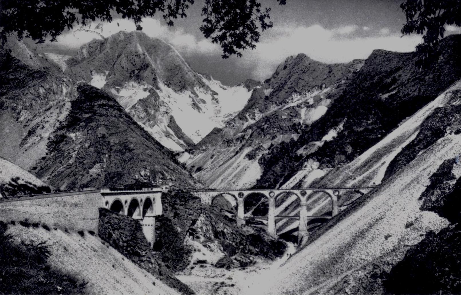 Marmifera Railway of Carrara - Vara bridges