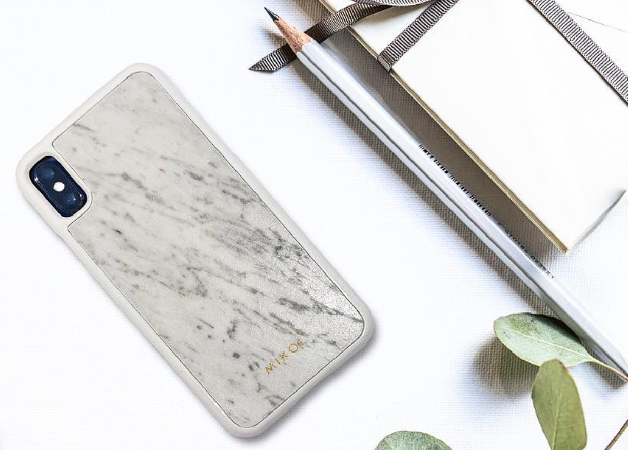 Genuine marble Smartphone cover by Mikol Marmi
