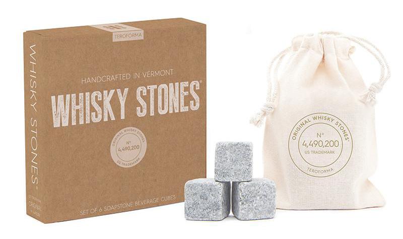 Whisky stones by Teroforma - soapstones
