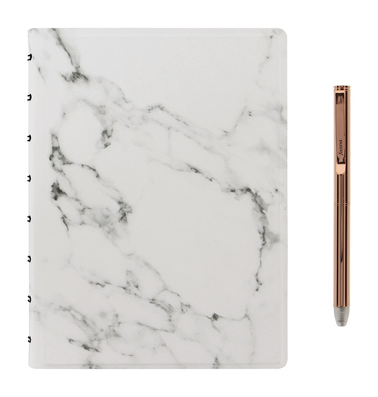 Leather Notebook by Filofax