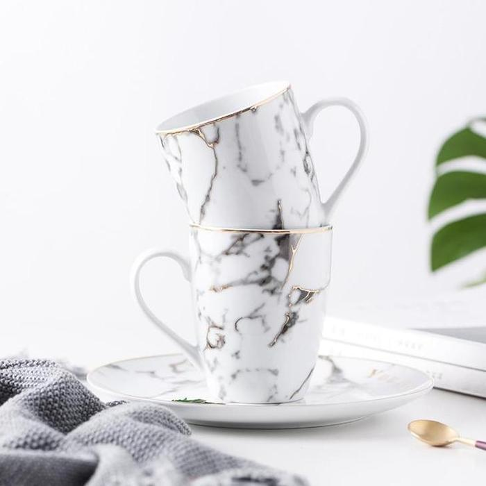 Marble mug by Articture