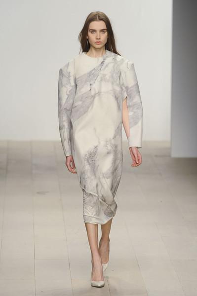 Marble dress by Jesssie Hands - Fall/Winter 2012