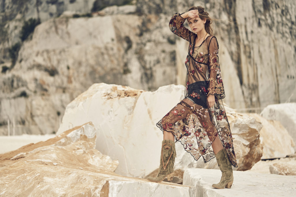 "EL VAQUERO spring / summer 2019 ""New Kind of Desert"""