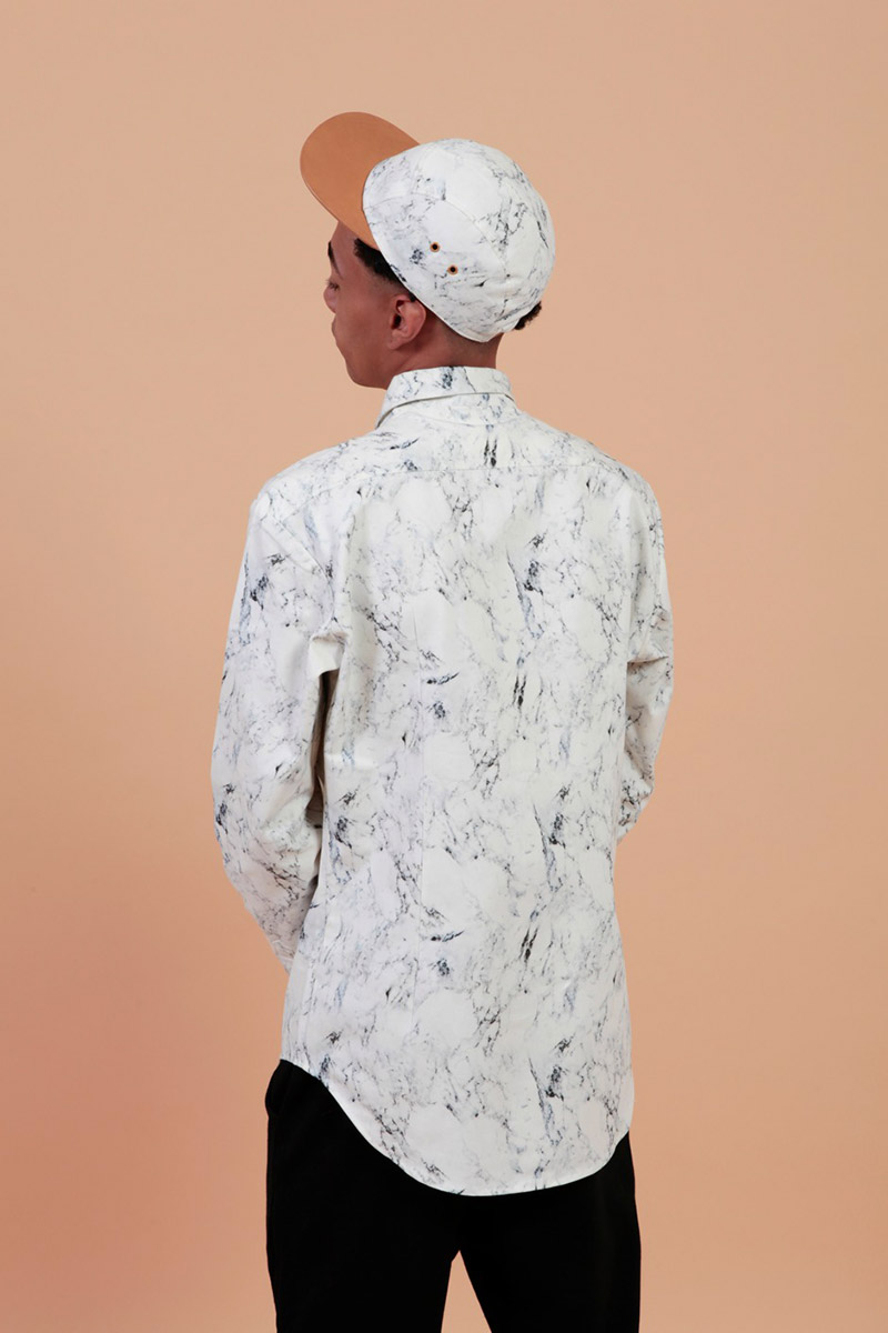 Marble shirt by Swallowww - 2013