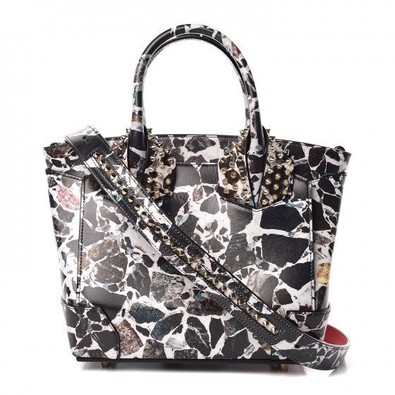 Empire Carrara marble Tote by Christian Louboutin