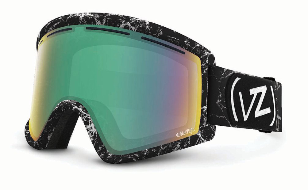 Marble Snow Goggles by Von Zipper