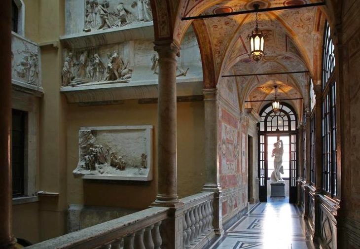 Carrara Academy of Fine Arts - founded in 1769