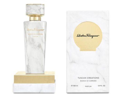 Salvatore Ferragamo 'Bianco di Carrara' 2019 - special edition