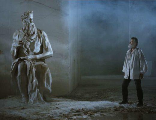 Michelangelo Infinito (2018) by Emanuele Imbucci