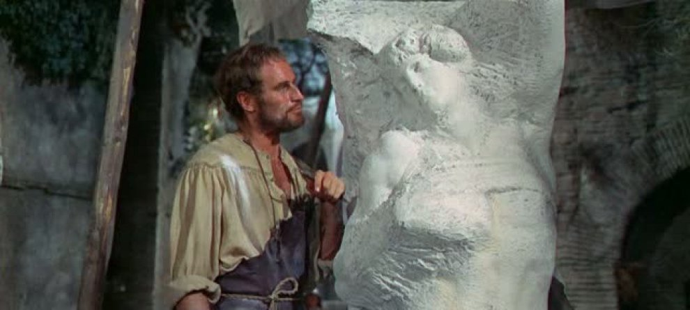 Il tormento e l'estasi - Carol Reed (1965)