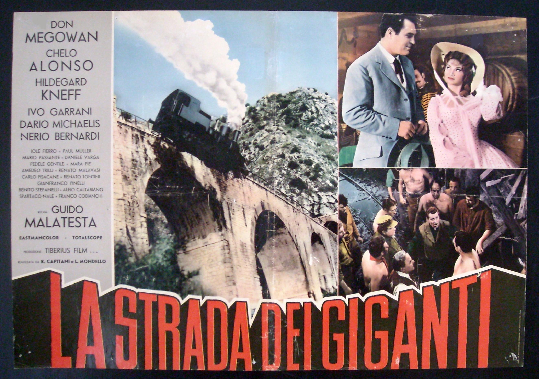 La strada dei giganti (1960) - Guido Malatesta
