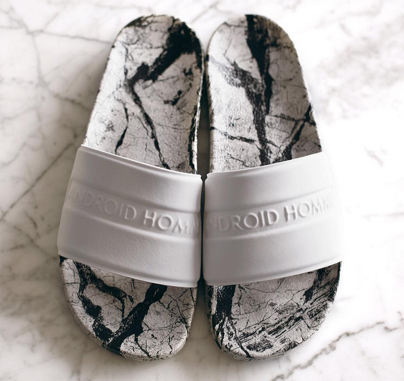 Android marble slides