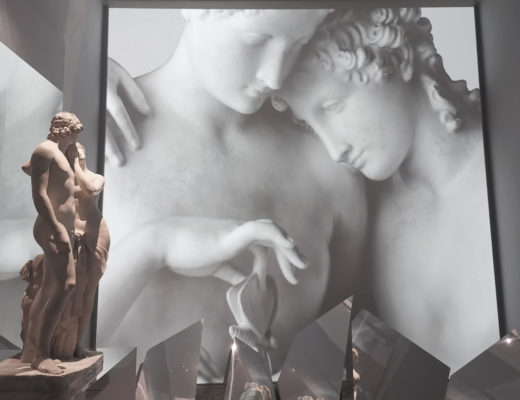 Canova the journey to Carrara - by magister art and cose belle d'Italia