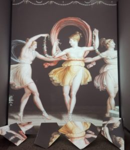 Canova and dance - journey to Carrara at CARMI