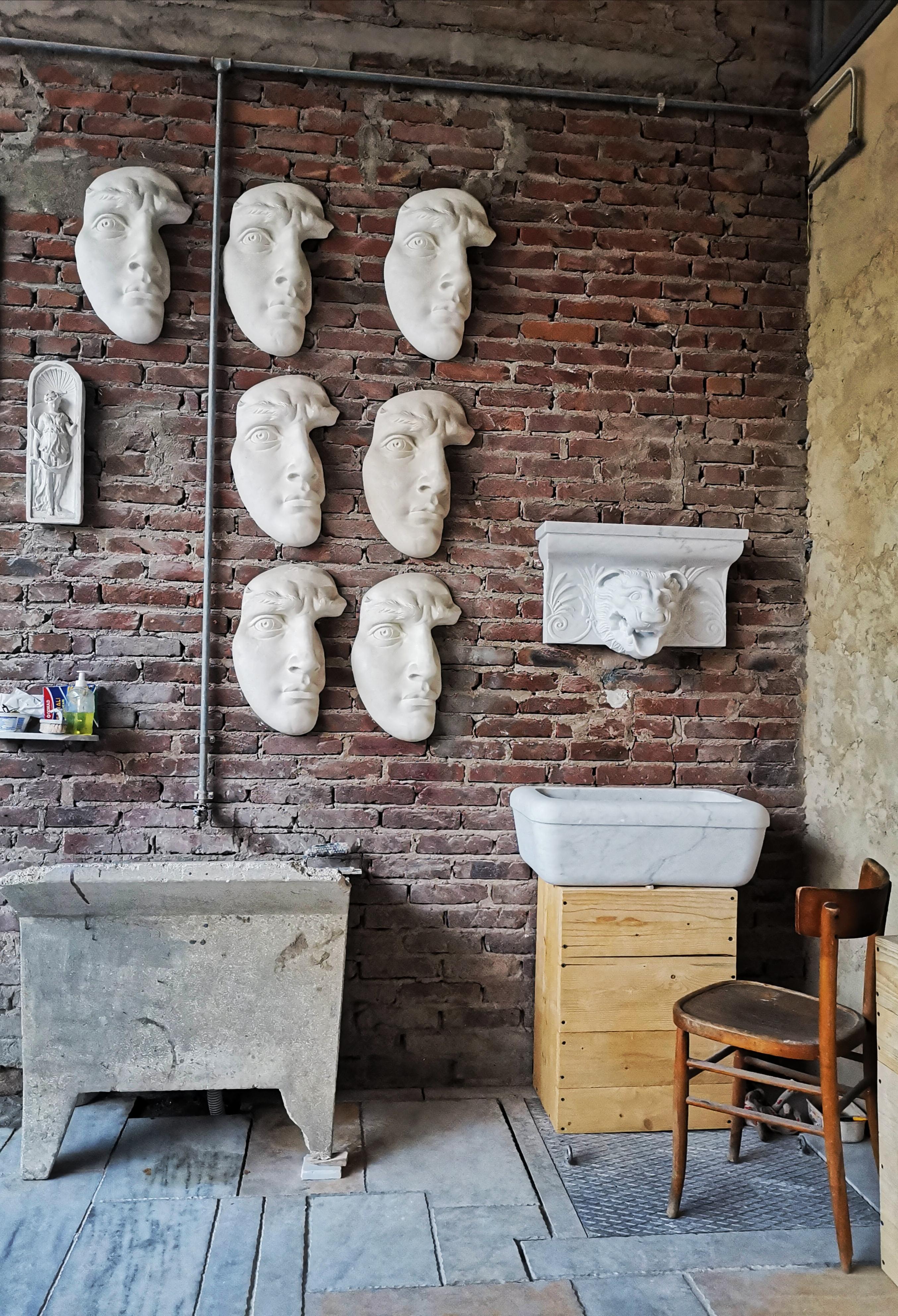 Studio Marmore+ , Carrara (quariere San Martino)