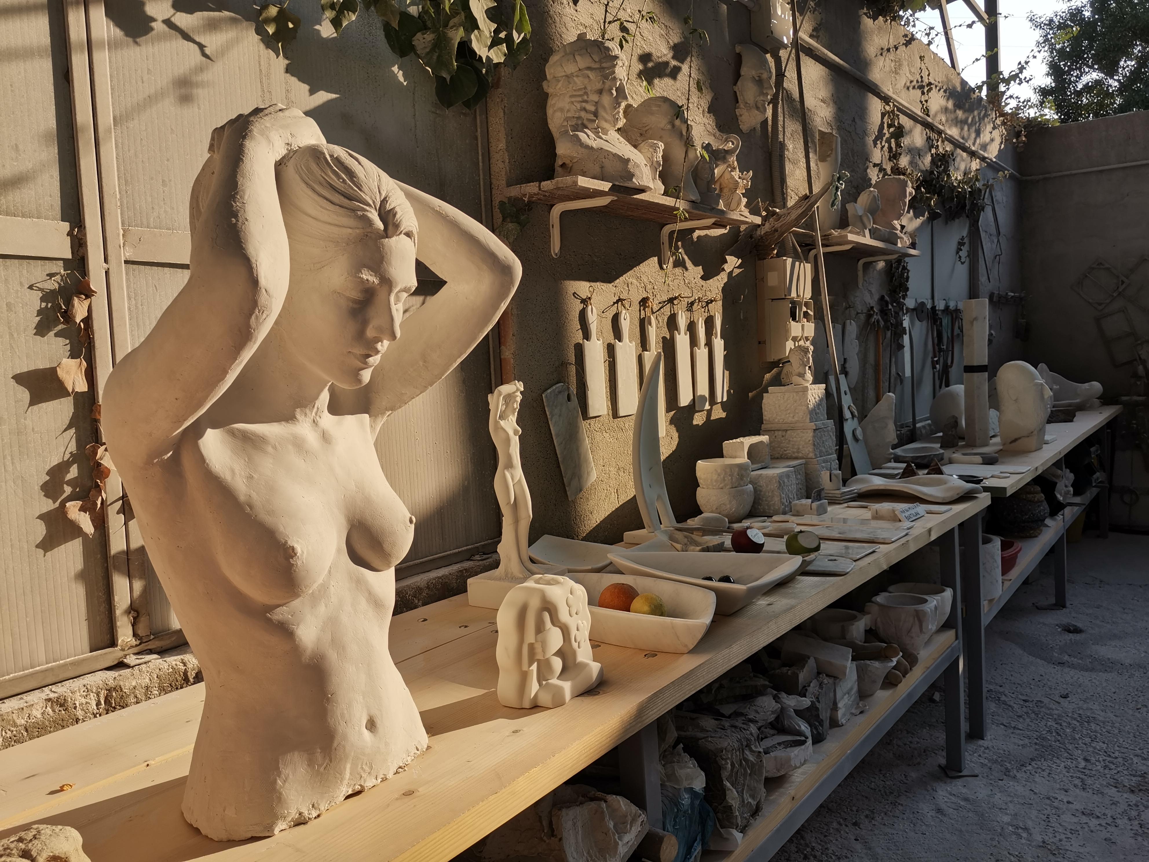 Carrara Studi Aperti - Laboratorio Menconi