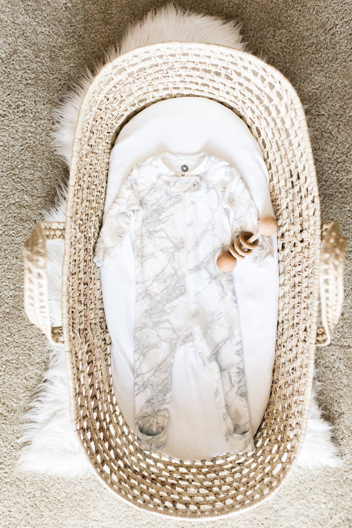 Babyreez marble onesie