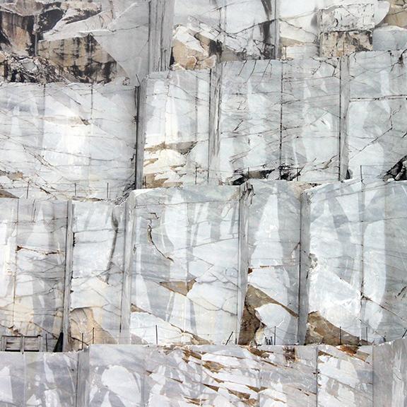 Carrara marble quarries - cave di marmo Carrara